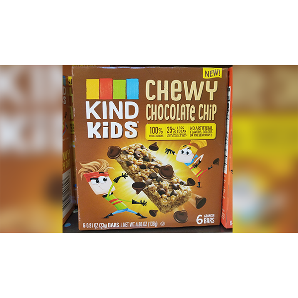 Kids Chewy Chocolate Chip
